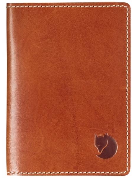 Leather Passport cover - skórzane etui na paszport