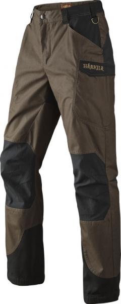 Gevar green - lekkie spodnie na lato