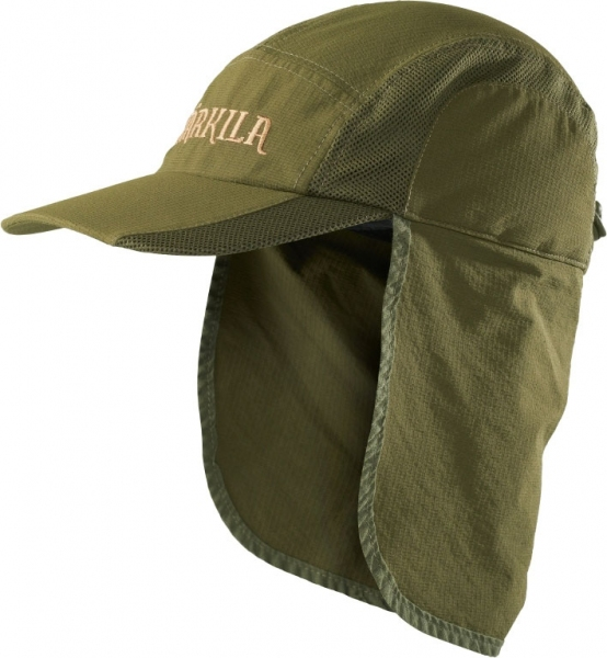 Herlet Tech - techniczna lekka czapka z osłoną karku