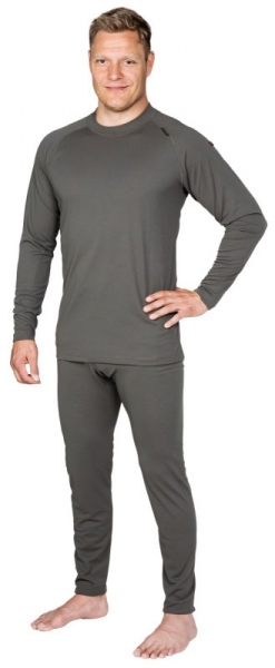 Bielizna termalna - komplet bluza i kalesony