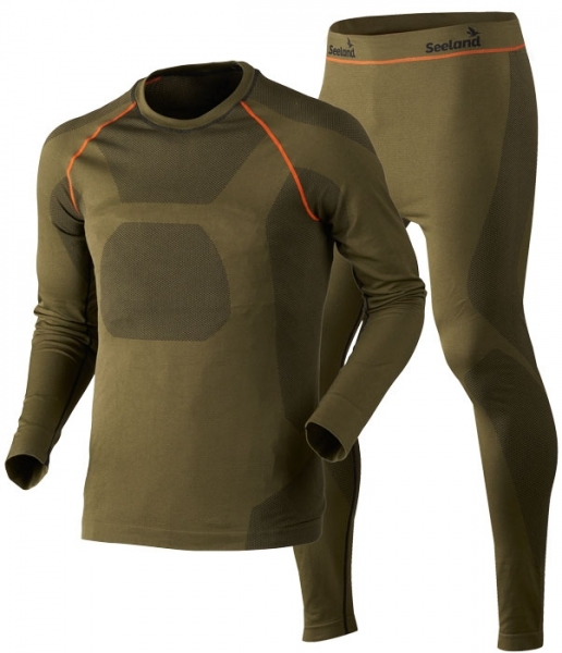 Bielizna termalna Ageo - komplet bluza i kalesony