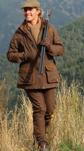 Normandie - lekko ocieplana kurtka i spodnie z membraną