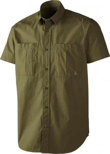 Trek - bawełniana koszula z krótkim rękawem ROZM L