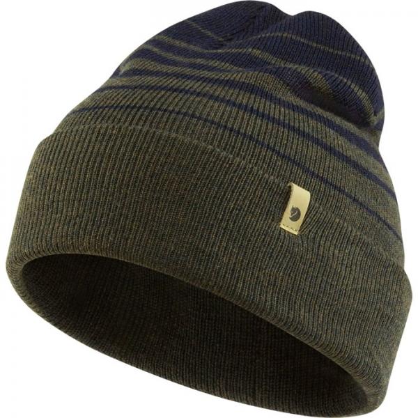 Classic Striped Knit hat - wełniana czapka Fjallraven