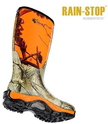 Buty neoprenowe 5mm BlindMax Orange membrana Rain-Stop®