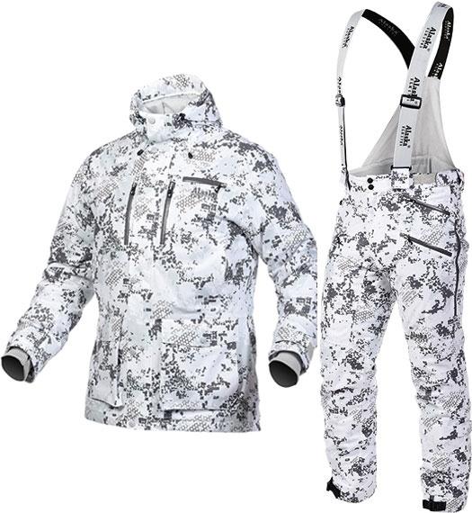 Tundra BlindTech Snow - ocieplany zestaw  Rain-Stop