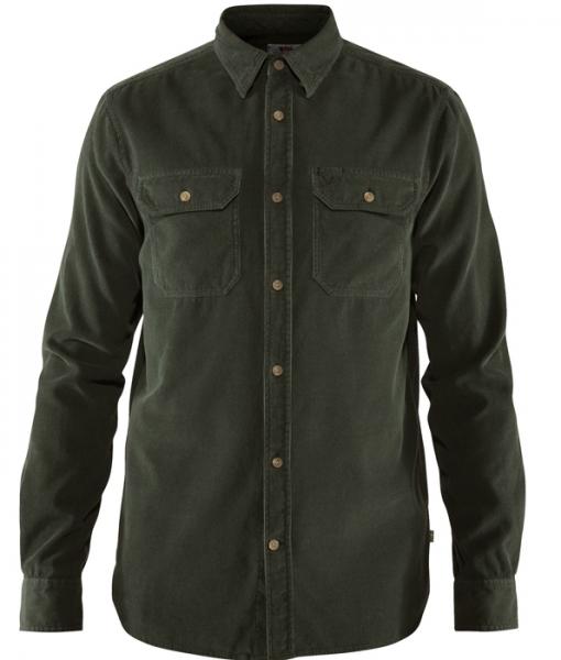 Ovik Cord shirt M - koszula sztruksowa 100% bawełna