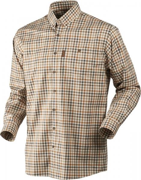 Milford spice check - bawełniana koszula Easy iron ROZM DO 5XL!