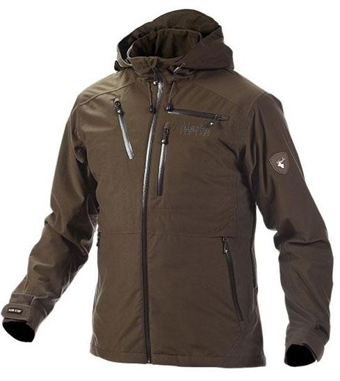 Superior brown - kurtka całoroczna membrana Rain-Stop®