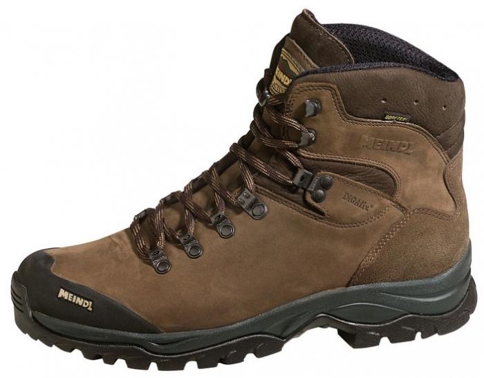 Kansas GTX - buty ze skóry nubukowej Gore-Tex®