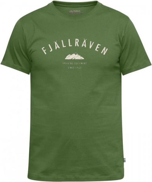 Trekking Equipment Fern - bawełniany t-shirt