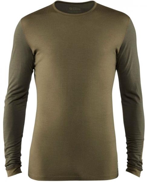 Keb Wool T-shirt - wełniana koszulka męska Fjallraven