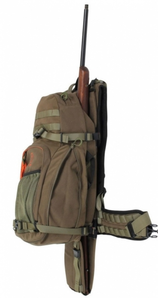 Vorn 12L-20L - plecak z uchwytem na broń