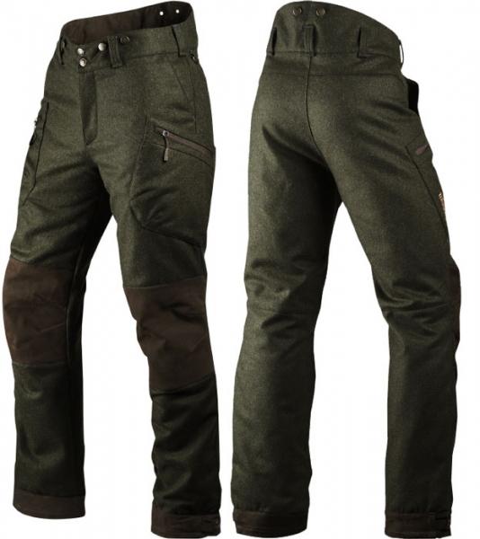 Metso Insulated trousers - wełniane spodnie zimowe