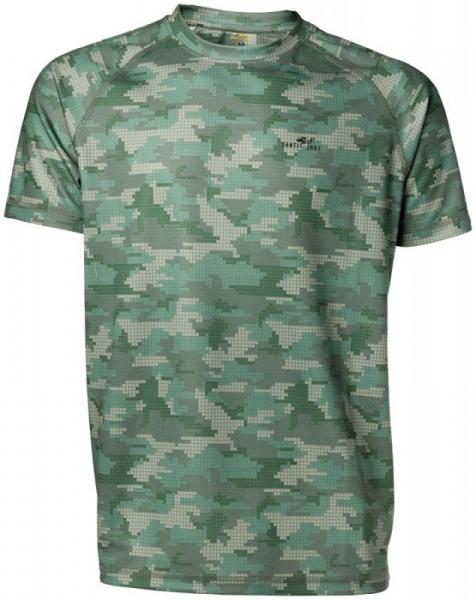 McKenzie Digi Camo - koszulka termiczna ROZMIAR 54
