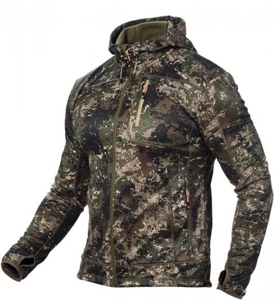Sniper - cienka bluza polarowa BlindTech Invisible ROZM DO 4XL!