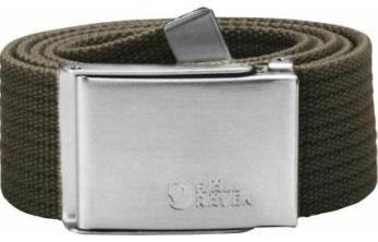 Canvas Belt - pasek materiałowy