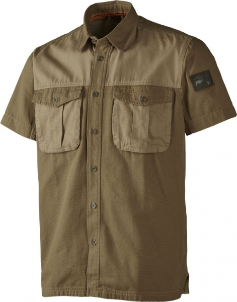 PH Range - koszula z grubej bawełny krótki rękaw DO 3XL!