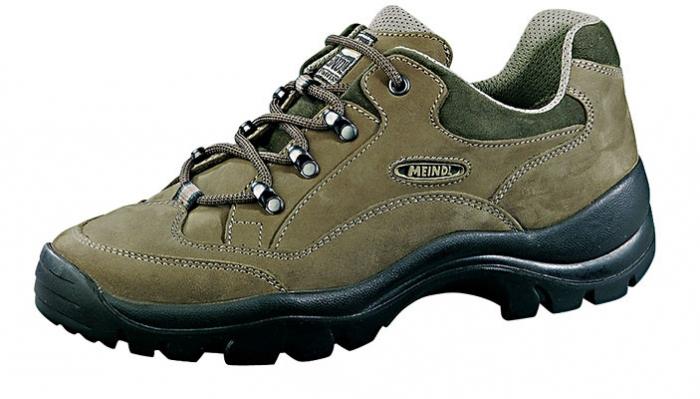 El Paso - buty trekkingowe skóra nubukowa