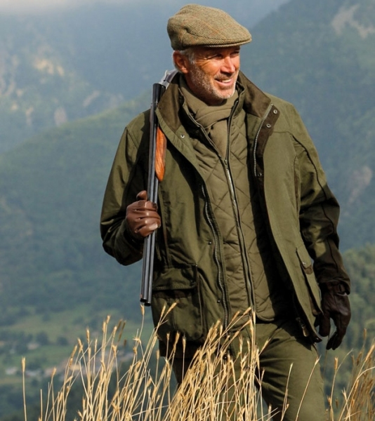 Normandie - Kurtka z kamizelką - podpinką i spodnie z membraną