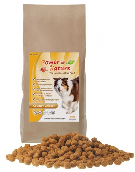 Power of Nature Country Nuggets - Kurczak 2kg