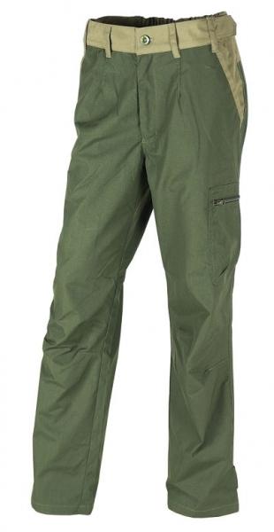 Forest Lady - lekkie spodnie na wiosnę i lato ROZM 36