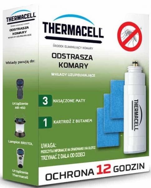 Thermacell Wkład uzupełniający 12h