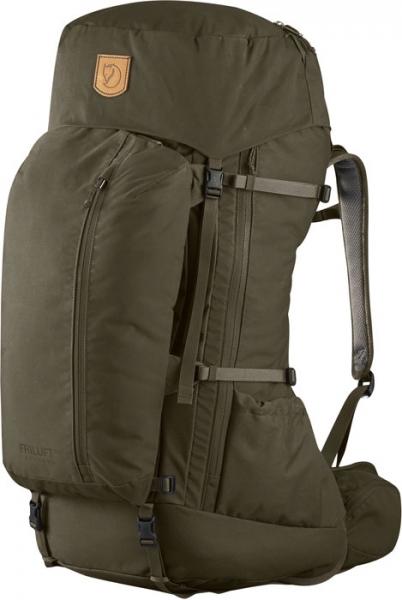 Lappland Friluft 45L - plecak z uchwytem na broń