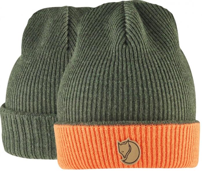 Sormland Reversible Beanie - dwustronna czapka Fjallraven