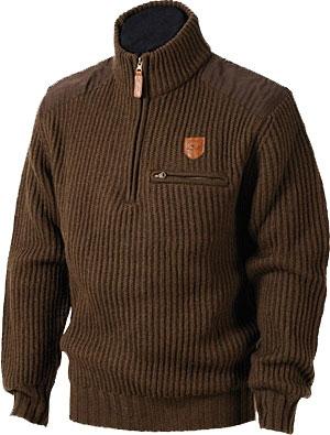 Pro Hunter - sweter z wysokim kołnierzem ROZM 48