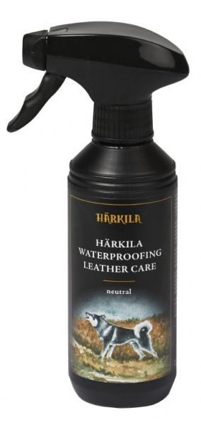 Impregnat do skór Harkila leather care MLECZKO
