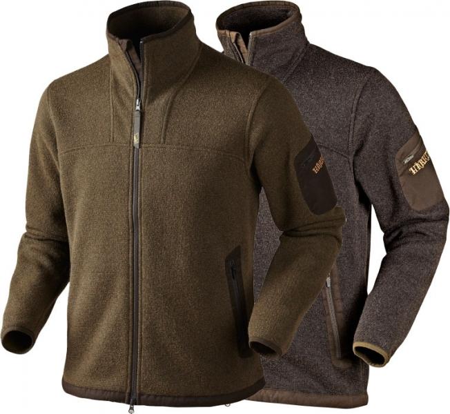 Norja Cardigan - ciepły sweter z lekkiej wełny dwa kolory!