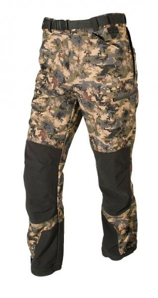Saura NoWind D-hide - Spodnie softshellowe Windstopper® R 36, 38