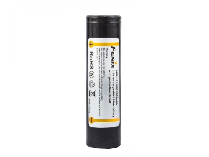 Akumulator Fenix ARB-L18U 18650 ; 2600 mAh 3,6V