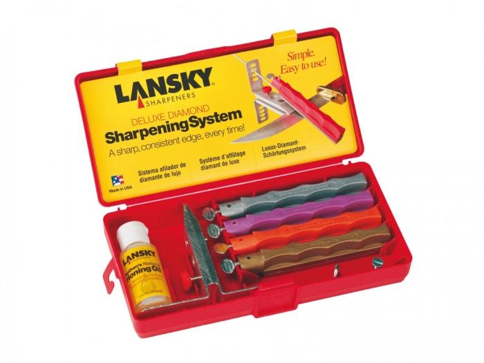 Zestaw diamentowych ostrzałek Lansky LKDMD