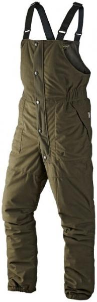 Polar - ciepłe spodnie ogrodniczki z membraną Seetex®