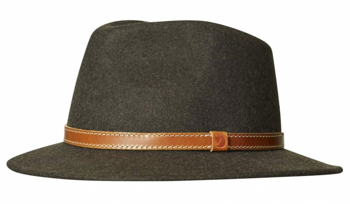Sormland Felt hat - wełniany kapelusz Fjallraven