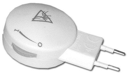 Ultradźwiękowy odstraszacz komarów 230 V
