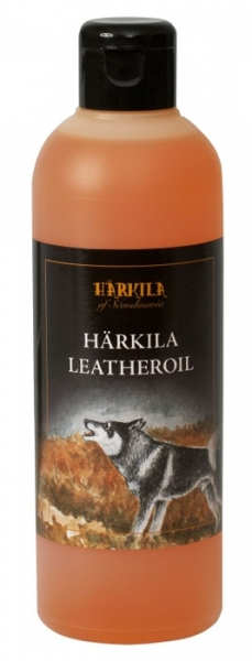 Leather oil - Olej do impregnacji skóry