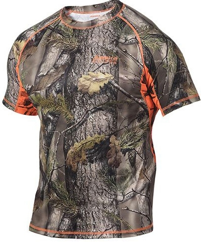 Craig T-shirt ROZM M - techniczna koszulka BlindMax HD™ Alaska