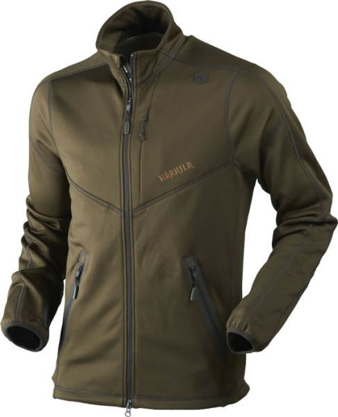Norfell full zip - ciepły polar