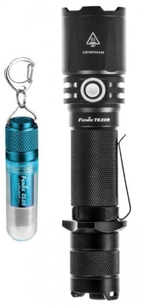 Latarka diodowa Fenix TK20R - 1000 lumenów ładowanie USB