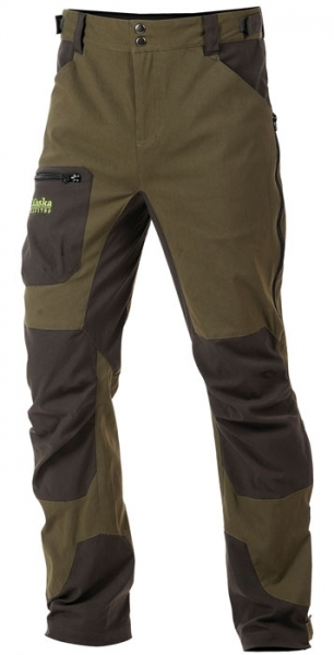 Yukon - letnie elastyczne spodnie Alaska