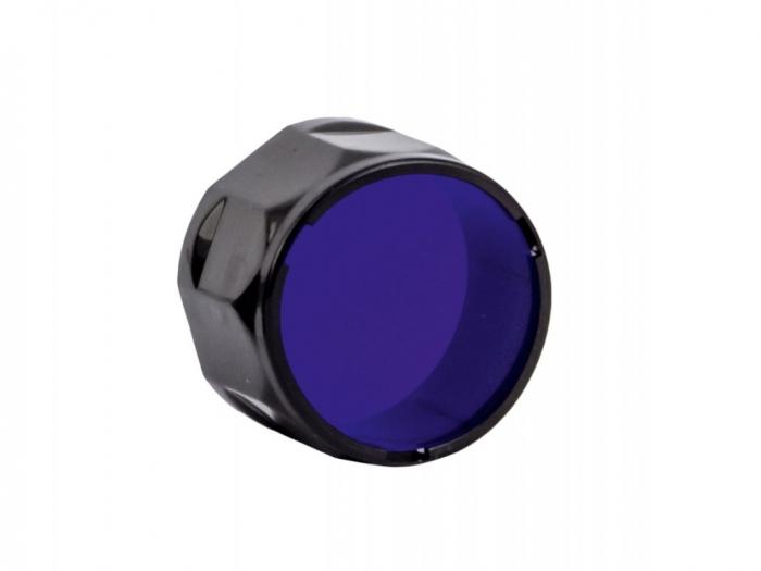 Filtr niebieski Fenix do latarek serii TK/TA/RC