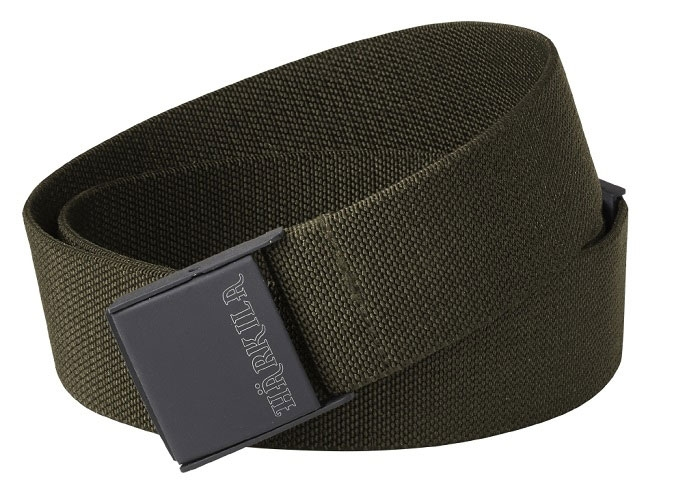 Flex - materiałowy elastyczny pasek metalowa klamra