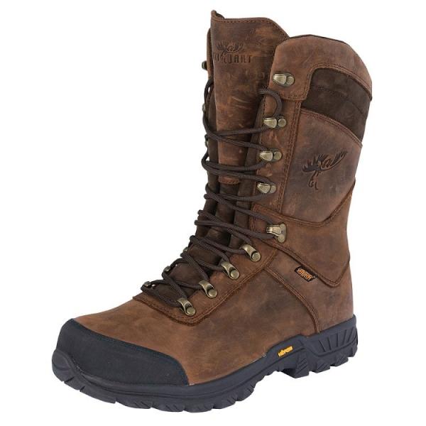 Buffalo - zimowe buty ze skóry nubukowej z membraną Air-Tex2