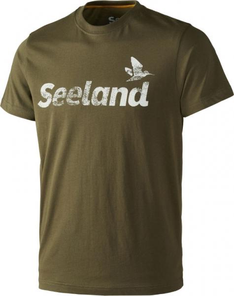 Fading - bawełniana koszulka z logo