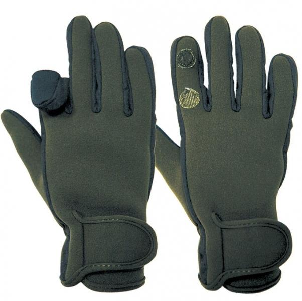 Rękawice neoprenowe z otworem na palec