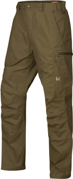 Alvis olive green - spodnie letnie