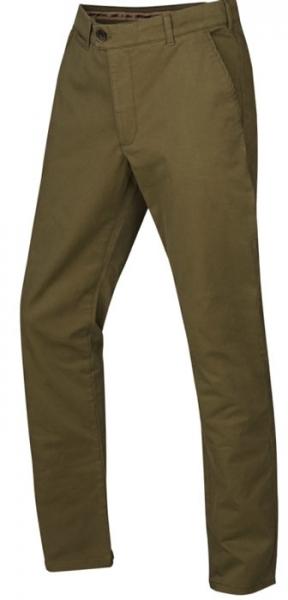 Norberg chinos olive - bawełniane spodnie na każdą okazję
